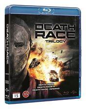 Death Race Trilogy Blu Ray (Region Free)