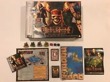 Pirates of the Caribbean Dead Man's Chest DVD Treasure Hunt Board Game. Complete