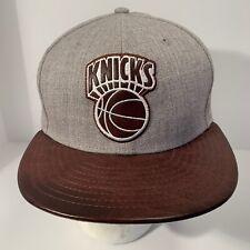 Knicks New Era 9fifty Strapback Hat