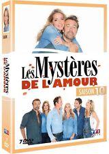 Coffret 7 DVD Les mystères de l'amour Intégrale Saison 10