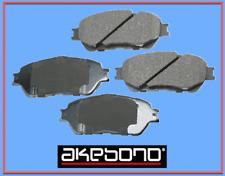 Front Disc Brake Pad Set AKEBONO For Toyota Avalon Camry Sienna Solara Tacoma