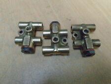 Triumph STAG ** BRAKE PRESSURE VALVE - Reconditioned, new seals ** Some MGB also