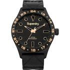 Superdry SYG127B Match - Reloj analógico de cuarzo para hombre