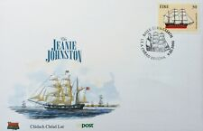 Ireland Stamps, First Day Cover, The Jeanie Johnston - dated 9/3/2000