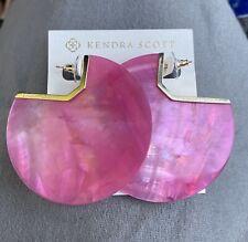 New Kendra Scott Kai Statement Earrings Azalea Illusion $130.00