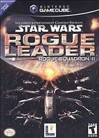 Star Wars: Rogue Leader: Rogue Squadron 2 II (GameCube) - Black Factory Sealed