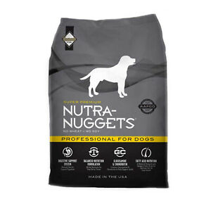 Nutra Nugget Professional Dog Food - 170g