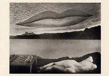 Untitled 1936•Photo by Man Ray•Dada•Surrealism•Art Postcard 4x6