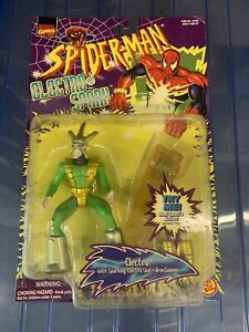 "Spiderman Electro 5"" Action Figure - ELECTRO-SPARK - Marvel Toy Biz NEW"