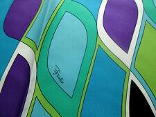 NEW Emilio Pucci Silk scarf 34 X 34 NEW