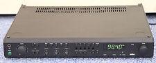 BRAUN Atelier R1 Receiver 2 Kanal Stereo 80 Watt Empfänger R 1