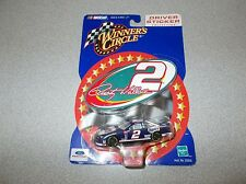 Winners Circle Rusty Wallace #2 NASCAR 1/64 Driver Sticker Collection car