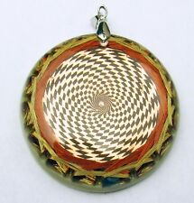 Cosmic Sensor Plate by Patrick Flanagan 16 Vortex Quantic Resonator Metayantra