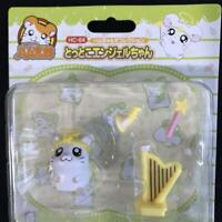 Hamtaro Hamster Angel Figurine Vintage Rare free shipping with tracking number