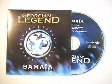 GEORGIAN LEGEND : SAMAIA ♦ CD SINGLE PORT GRATUIT ♦