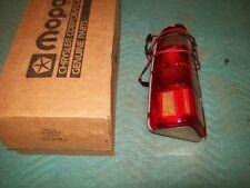 NOS MoPar 1972 - 1980 Dodge Truck PowerWagon Ramcharger Left Tail Lamp #3635647