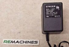SINGER P-356035 DC 6V 350ma POWER SUPPLY AC ADAPTER TESTED, FREE SHIPPING!