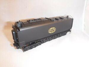 Athearn GENESIS HO SP&S Z-8 Centipede Tender Black Oil Version