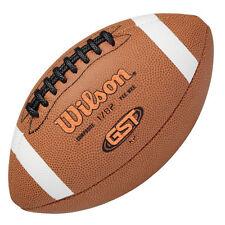 Wilson Gst Composite Football - Pee Wee, 6-9