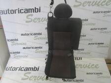 93320641 SEDILE POSTERIORE LATO DESTRO OPEL MERIVA 1.4 66KW B 5M 5P (2008) RICAM