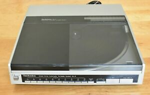 Sony SL-6 Linear Tracking Turntable