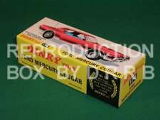 Dinky #174 Ford Mercury Cougar - Reproduction Box by DRRB