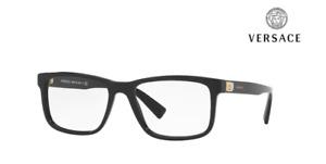 VERSACE Glasses Frames VE3253 GB1 Black / Gold RRP £170