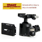 Marsace XB-1R Ball Head Low Center of Gravity Double U-shaped Design for Tripod