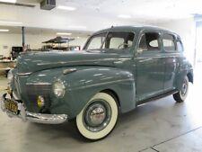 New listing 1941 Mercury Sedan