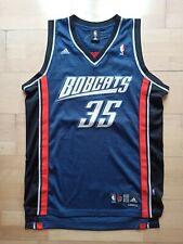 RARE Adam Morrison Charlotte Bobcats Adidas Swingman Trikot Jersey NBA Sz. L