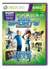 NEW XBOX 360 KINECT SPORTS SEASON TWO