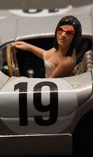 77541 American Diorama Female Driver weiblicher Fahrer Fahrerin 1:24 neu 2017