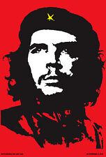 The Original Viva Che 1968 Print! Che Guevara Poster by Jim FitzPatrick