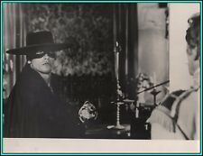 """ALAIN DELON in """"Zorro"""" - Original Vintage Photograph - 1975"""