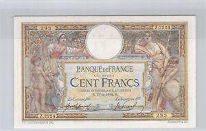 100 Francs Merson 13-5-1914 Z.2224 n° 55598293 Fayette 23(06)