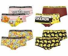 PRIMARK LADIES POKEMON GO KNICKERS HIPSTER BRIEFS UK 6 - 8 NEW HIPSTERS 2 PACK