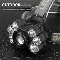 NEW T6 LED 18650 Headlamp Headlight Flashlight ZOOM Head Light Lamp Torch