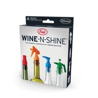 Wine N Shine Wine Bottle Stopper