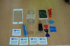 iPhone 6 Kit Reparación Cristal Delantero Blanco, loca glue, cable, más