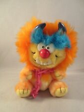 Kuddlee Uglee Plush with Tag - Tara Toys, 6 inches tall, good condition