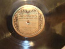 Trovatore Stride La vampa (Verdi) and Lucrezia Borgia - Brindisi Burnswick 15110