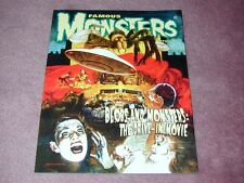"""FAMOUS MONSTERS # 273 - Spider - """"Drive In"""" cover, regular version brand new"""