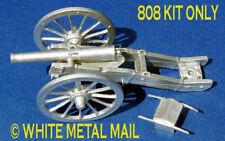 808 PIOMBO MILITARE Casting Scala 1:32 GUERRE NAPOLEONICHE gribeaval 8 Pounder Cannon