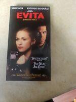 Evita (VHS, 1997). Prev-Viewed. Madonna!