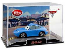 Disney Store Cars 2 Sally Die Cast Car In Collector's Case