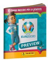PANINI UEFA EURO 2020 PREVIEW FIGURINE A SCELTA EUR-AUT-BEL-CRO-CZE-DEN