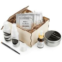 CC Brow Henna Kit Tint Eyebrow & Eyelash Professional Tinting Set Free Shipping