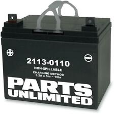 PARTS UNLIMITED BATTERIES 2113-0031 AGM Maintenance-Free Battery YTX14AHL-BS