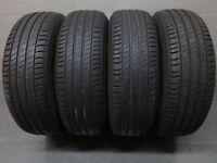 4x Sommerreifen Michelin Primacy 3 215/65 R17 99V DOT: 5015 ca. 6,2-6,5 mm