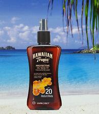 Hawaian Tropic SPF 20 Spray Tan Oil Sun Oil Bronzing Oil Tan Lotion Sun Lotion